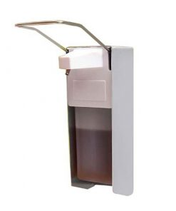 Wandspender 500ml Alu mit Armhebel